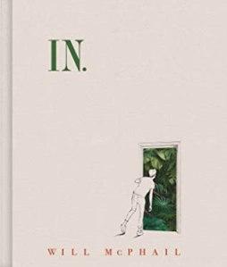 In book cover