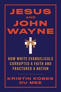 Jesus and John Wayne book cover