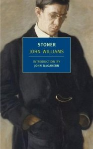 Stoner by John Williams book cover