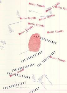 The subsidiary book cover